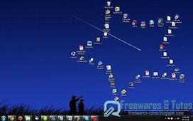 Desktop Modify : un logiciel gratuit pour organiser les icônes de votre bureau de manière originale | england | Scoop.it