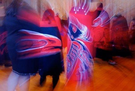 Tsimshian Dancers, Metlakatla Native Reserve   Alaska Natives   Scoop.it