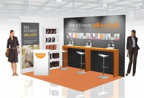 L'audio au Salon du livre de Paris 2015 - Book d'Oreille - tout le livre audio   LIVRE AUDIO et LA PLUME DE PAON   Scoop.it