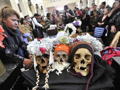 Bolivian Skull Ceremony Blends Ancient Rite With Catholicism | Mrs. Watson's Class | Scoop.it