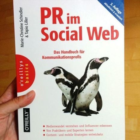 Buchtipp: Public Relations im Social Web | Mediaclub | Scoop.it