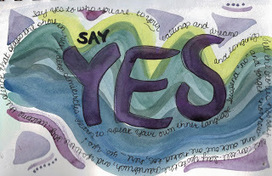 Kindling: A Doodle: Saying Yes | Creativity | Scoop.it