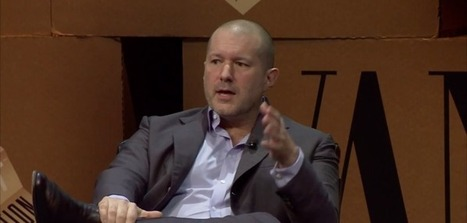 Full video from Vanity Fair Jony Ive interview on design, Steve Jobs, and more now available | Developing Critical and Creative Thinking Skills with Students | Scoop.it