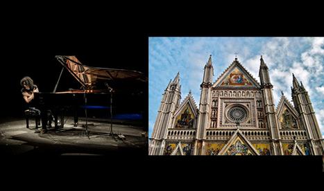 Giovanni Allevi al Concerto di Pasqua nel Duomo di Orvieto (19 Aprile) | Le Marche un'altra Italia | Scoop.it