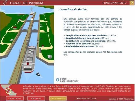 Canal de Panamá   MAZAMORRA en morada   Scoop.it