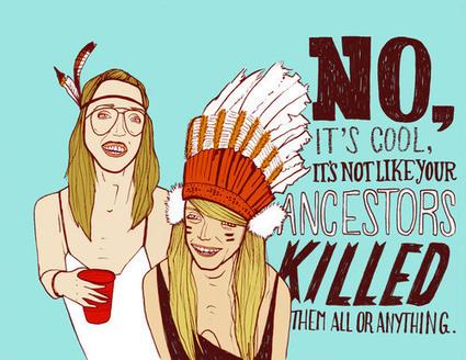 Cultural Appreciation or Cultural Appropriation? | AntiRacism & Privilege | Scoop.it