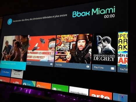 La Bbox Miami va passer sous Android TV en 2016  Android MT | Geeks | Scoop.it