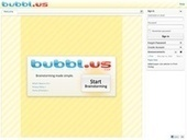 Bubbl.us Outil de brainstorming collaboratif. | e-participation | Scoop.it