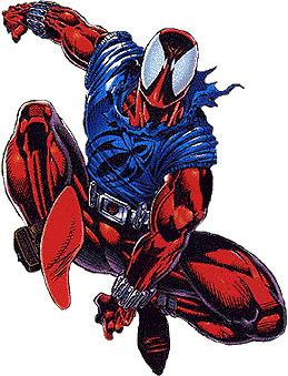 SpiderMex - Scarlet Spider (Ben Reilly) | Spider-Man | Scoop.it
