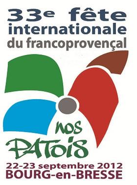 17 au 23 septembre 2012 Bourg-en-Bresse Fête du Franco-provençal | Racines de l'Art | Scoop.it