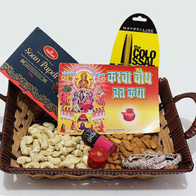 Online Karwa Chauth Sargi: Token of Affection | Gifts Ideas For Indian Festival | Scoop.it