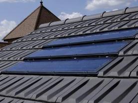 Imerys Toiture parie sur la tuile photovoltaïque | Immobilier 2015 | Scoop.it