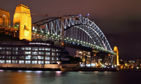 Spectacular view of Harbour Bridge from Sydney Harbour Cruise | Sydney Cruise | Scoop.it