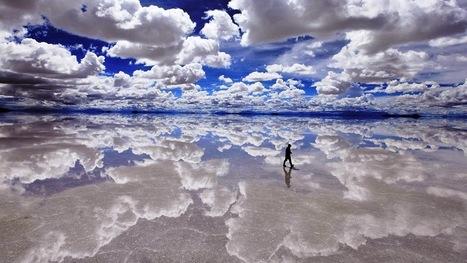 Le Salar d'Uyuni - le désert de sel de Bolivie : géologie et hexagones | Chroniques boliviennes | Scoop.it