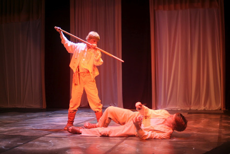 Antigone | Kids play | Scoop.it