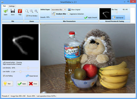 SmartDeblur - blurred images restoration | Trucs et astuces du net | Scoop.it
