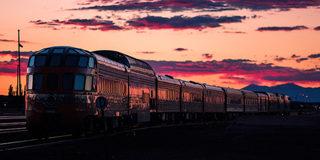 What's Inside America's Most Luxurious Train Cars | WIRED | The Blog's Revue by OlivierSC | Scoop.it
