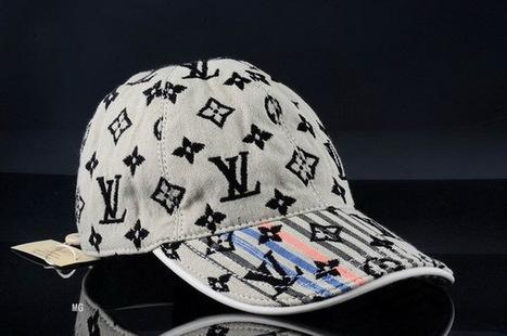 Louis Vuitton Designer Baseball Caps Snapbacks Hats 28 Monogram Denim Grey | Online Shopping | Scoop.it