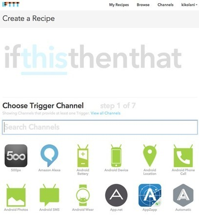 IFTTT Recipes for Social Media Marketers | Online Marketing Resources | Scoop.it