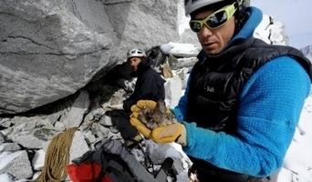 Des cristalliers à la chasse au trésor dans le Mont-Blanc | montagne | Scoop.it