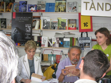 Domingo en la feria del libro de Valencia   mirar con palabras   Noticias Literarias   Scoop.it