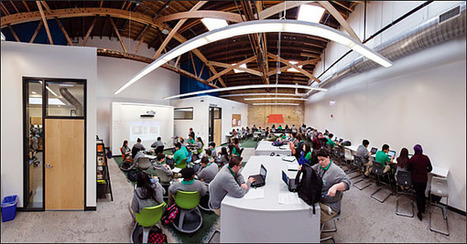 Chicago School Designed With Blended Learning in Mind | Innovation pour l'éducation : pratique et théorie | Scoop.it