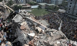 Bangladesh fashion factory safety work severely behind schedule | Ethical Fashion | Scoop.it