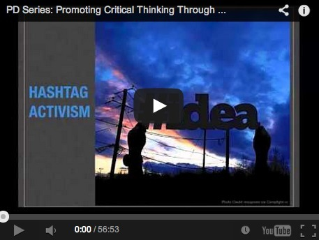 Resources to Help Promote Critical Thinking & Authentic Learning | Professional Development | Scoop.it