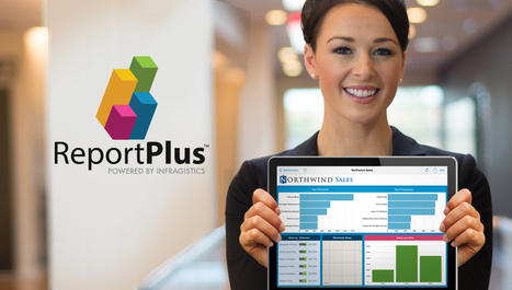 ReportPlus is a dashboard, data analysis and reporting visualization tool for the iPad - Mobile Business Intelligence Dashboards   Infographics in the Classroom (Sue Hellman & Kelly Grogan)   Scoop.it