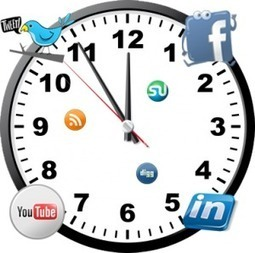 3 Tips That Will Help You Manage Your Social Media Time - Social Media & Corporate Branding Strategist, Business Coach, Social Media Training, Social Media Speaker | KimGarst.com | Interesting Stuff from around the web | Scoop.it