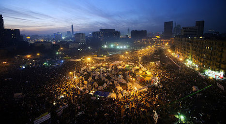 After Moves on New Constitution, Protesters Gather in Cairo | Regional Geography | Scoop.it