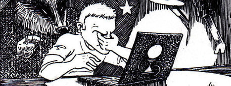 Chroniques d'un #Stagiaire #journaliste au Bilbo Mag : mes premiers jours - Illustrations de #Ludwig   Edition en ligne & Diffusion   Scoop.it