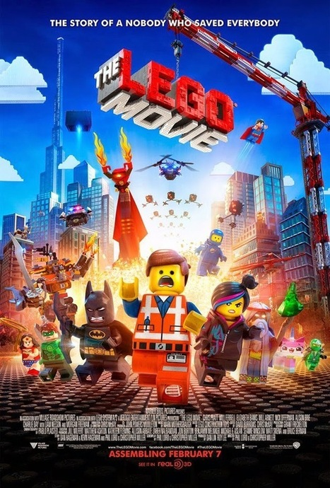 The Lego Movie (2014) DVDScr 400MB ~ Movie Bless | Movie Bless | Scoop.it