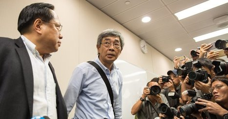 Defying China, Hong Kong Bookseller Describes Detention | News, not covered in the news | Scoop.it
