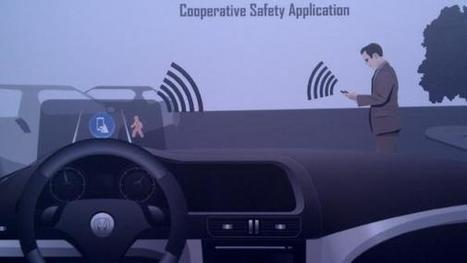 33rd Square | Honda Shows Technology To Avoid Pedestrian-Car Collisions | leapmind | Scoop.it