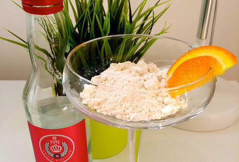 Just Add Water: Powdered Alcohol Has Arrived | Beverage News | Scoop.it