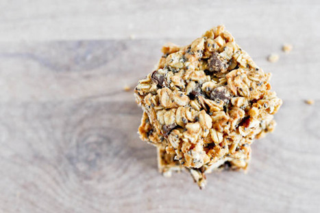 5 Ingredient Peanut Butter Granola Bars. - How Sweet It Is | Health and Fitness | Scoop.it
