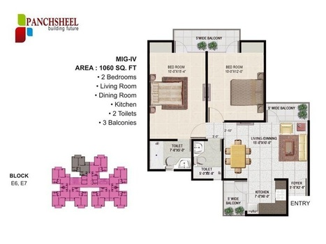 Panchsheel Greens 2, Updated Price List, Noida Extension   Real Estate   Scoop.it
