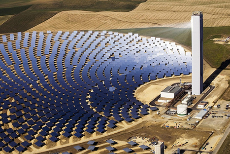 El sueño de la torre eólico-solar | Ciencia Y Tecnología | Scoop.it