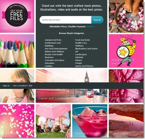 iStockphoto Coupon Codes for 2013 August and September - Free Vector Download - FreeVectors.me | freevectors.me | Scoop.it