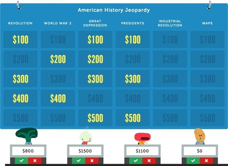 Jeopardy Rocks - Jeopardy game creator for teachers | Knowledge Engineering | Scoop.it