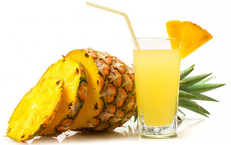 Pineapple Juice Uses, Health Benefits And Side Effects | Best Juicing Recipes for Weight Loss | Scoop.it