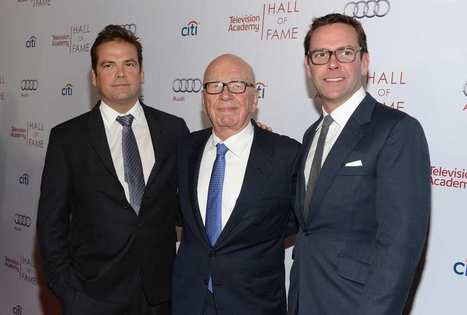 Time Warner, nouvelle proie de l'insatiable Murdoch | DocPresseESJ | Scoop.it