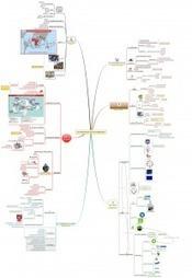 Carte mentale:  les déterminants de la mondialisation au format Xmind | #ITyPA Bruno Tison | Scoop.it