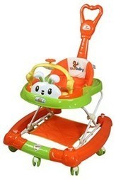 Buy Sunbaby Rocking Bunny Walker (Orange) | Discounts India | Scoop.it