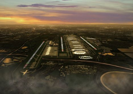 New Heathrow Expansion Images Released | Airports, Airlines & Aircraft | Scoop.it