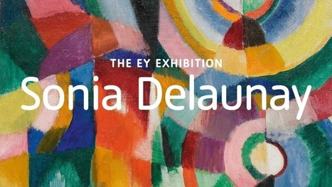 EXHIBITION IN LONDON - TATE / SONIA DELAUNAY - FROM 15 APRIL - 9 AUGUST  2015  - ArcStreet.com | ART & EXHIBITIONS | Scoop.it