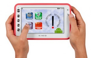 Educational Tablet » KINEO Tablet for Education | Android for Education | Scoop.it