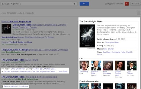Semantic Search: The Eagle Has Landed | Local SEO and Internet Marketing | Scoop.it