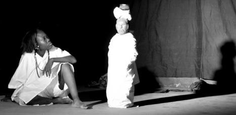 Jude Zounmenou, maître des marionnettes - Afrik.com : l'actualité de l'Afrique noire et du Maghreb - Le quotidien panafricain | Merveilles - Marvels | Scoop.it